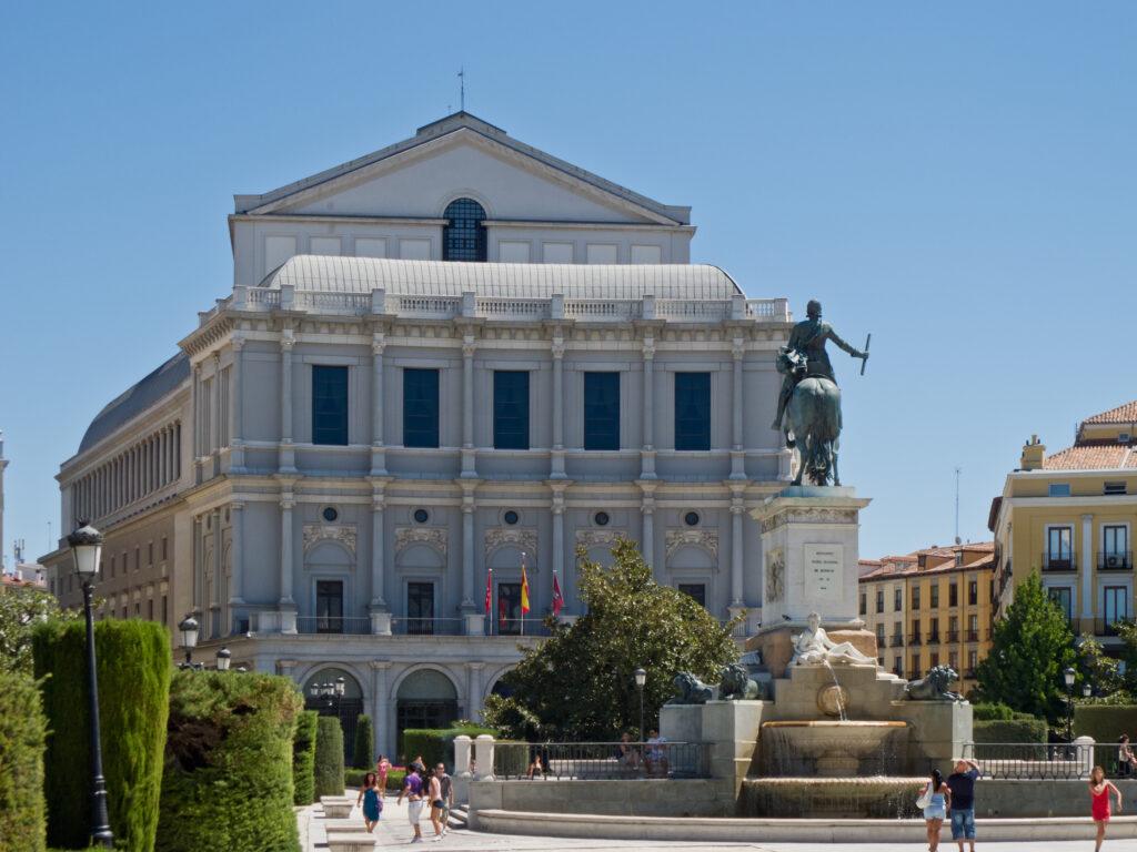 Королівський театр у Мадриді готує нову прем'єру