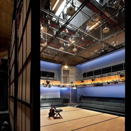 Фредерік Поті. «Безпечний театр: менше публіки чи більше простору? Інші взаємовідносини»