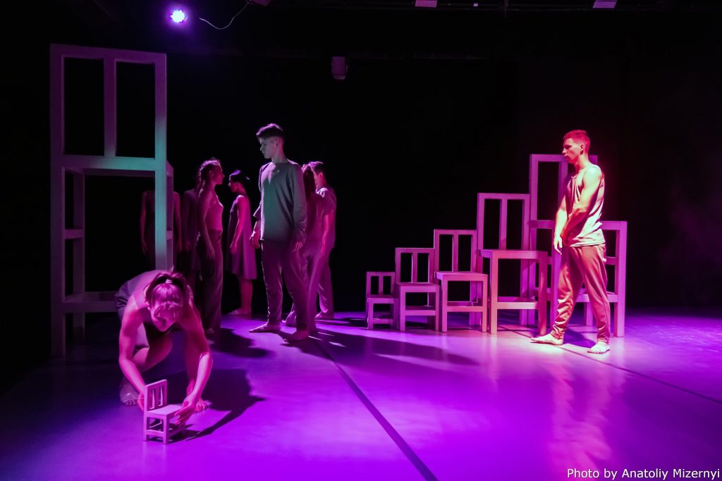 Пластична драма від Рівненського драматичного театру