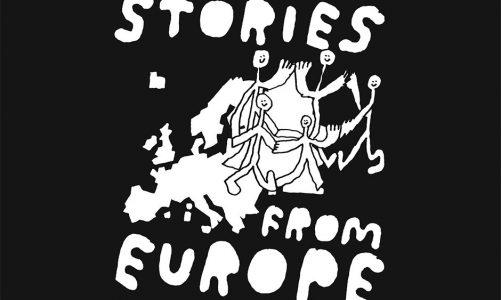 """Театральний онлайн-фестиваль """"Історії з Європи"""" у січні 2021-го"""