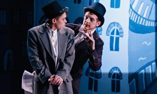 """""""Шинель"""" від Театру на Подолі до дня народження Гоголя"""